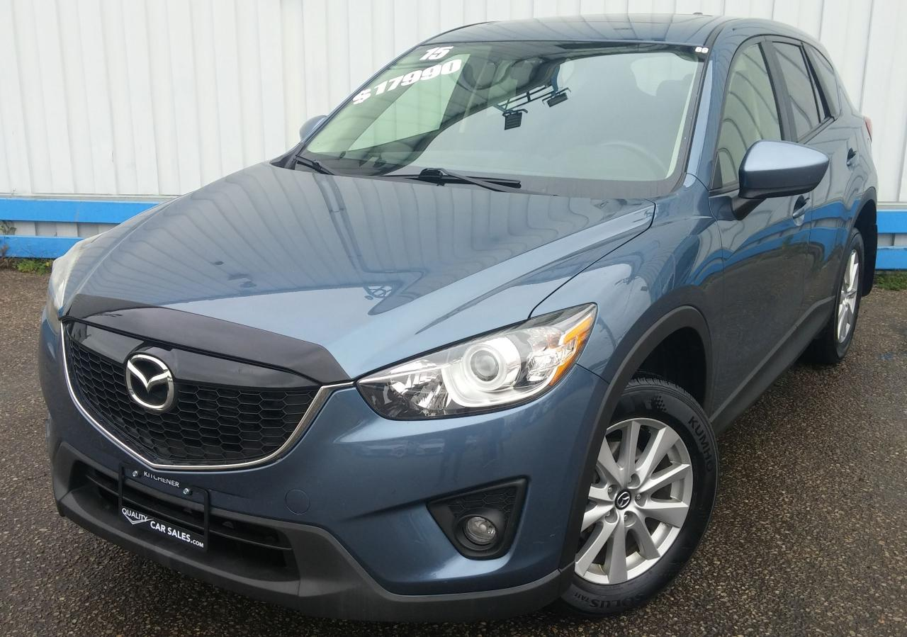 Used 2015 Mazda CX-5 GS AWD *SUNROOF* for Sale in Kitchener, Ontario ...