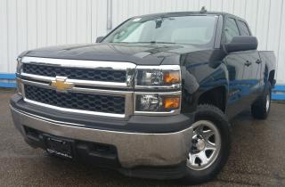 Used 2015 Chevrolet Silverado 1500 LS Extended Cab 4x4 for sale in Kitchener, ON