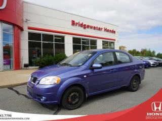 Used 2008 Pontiac Wave SE for sale in Bridgewater, NS