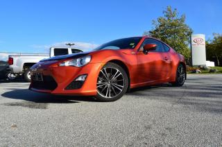 Used 2016 Scion FR-S for sale in Parksville, BC
