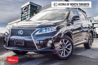 Used 2013 Lexus RX 350 F-Sport Navigation| Head Up Display| Bluetooth for sale in Thornhill, ON