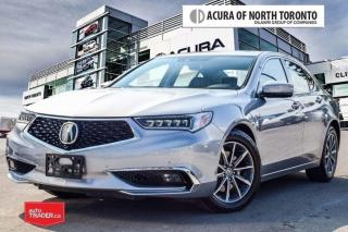 Used 2018 Acura TLX 2.4L P-AWS w/Elite Pkg Lease From Only $498+ Taxes for sale in Thornhill, ON
