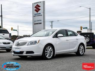 Used 2016 Buick Verano Convenience ~Backup Cam ~Heated Seats ~Power Seat for sale in Barrie, ON