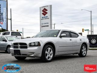 Used 2010 Dodge Charger SXT AWD ~Navigation ~Heated Leather Seats for sale in Barrie, ON