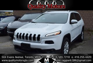 Used 2016 Jeep Cherokee North AWD for sale in Etobicoke, ON