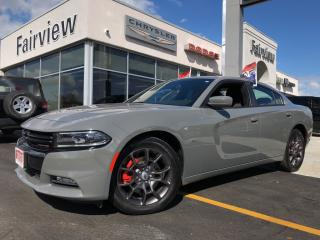 Used 2018 Dodge Charger GT..AWD   Leather   Roof   Navi for sale in Burlington, ON