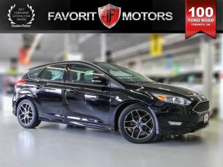 Used 2016 Ford Focus SE, Hatchback, USB/AUX Ports for sale in North York, ON