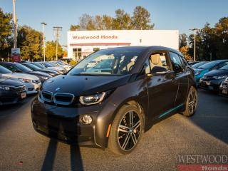 Used 2015 BMW i3 Base w/Range Extender, No Gas for sale in Port Moody, BC