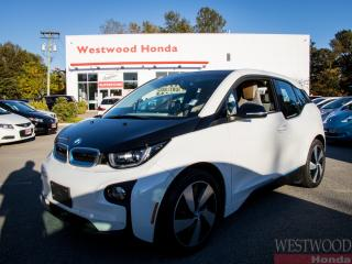 Used 2015 BMW i3 Base w/Range Extender , No Gas for sale in Port Moody, BC