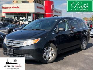 Used 2012 Honda Odyssey LX-local trade-very clean for sale in North York, ON
