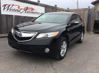 Used 2013 Acura RDX Tech Pkg for sale in Stittsville, ON