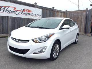 Used 2016 Hyundai Elantra GL for sale in Stittsville, ON