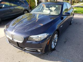 Used 2014 BMW 5 Series 4dr Sdn 528i xDrive AWD for sale in Toronto, ON