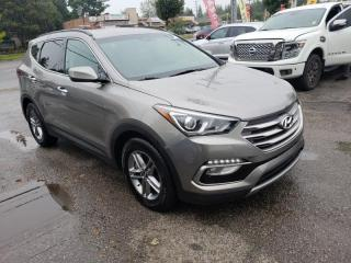 Used 2017 Hyundai Santa Fe Sport FWD 4dr 2.4L for sale in Toronto, ON