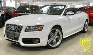 Used 2011 Audi S5 CabrioleT|Premium Plus for sale in North York, ON