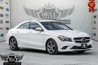 Used 2015 Mercedes-Benz CLA250 4MATIC NAVI LEATHER INTERIOR BACK-UP CAM BLIND SPOT for sale in Toronto, ON