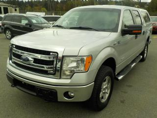 Used 2014 Ford F-150 XLT SuperCrew 5.5-ft. Bed 4WD Eco Boost for sale in Burnaby, BC