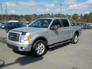 Used 2009 Ford F-150 XLT SuperCrew 6.5-ft. Bed 4WD for sale in Burnaby, BC