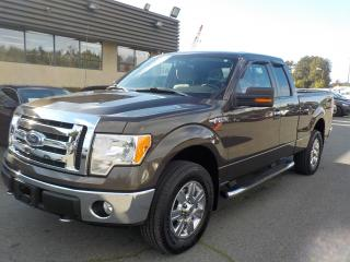 Used 2009 Ford F-150 XLT SuperCab Regular Box 6.5-ft Bed 4WD for sale in Burnaby, BC
