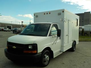 Used 2005 Chevrolet Express G3500 Cube Van 12 foot for sale in Burnaby, BC