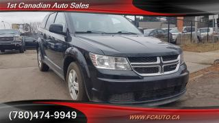 Used 2014 Dodge Journey SE for sale in Edmonton, AB