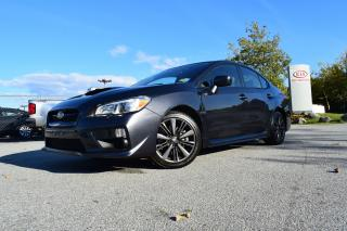 Used 2016 Subaru WRX AUTO/PL/PW/AC/BT/CAMERA/H for sale in Coquitlam, BC