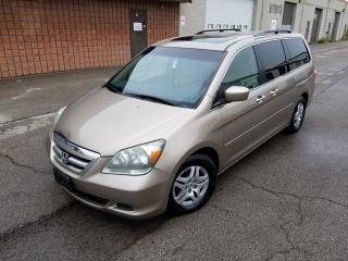 Used 2005 Honda Odyssey EX-L for sale in Burlington, ON