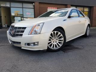 Used 2010 Cadillac CTS Sedan PANORAMIC ROOFS AWD 79K ONLY!!!! for sale in North York, ON