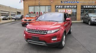 Used 2015 Land Rover Evoque Pure City/NAVI/B UP SENSORS/B UP CAM for sale in North York, ON