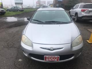 Used 2002 Chrysler Sebring Limited  for sale in Kitchener, ON