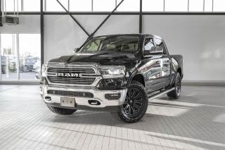 Used 2019 RAM 1500 RAM Crew Cab 4x4 (dt) Laramie Swb for sale in Langley, BC