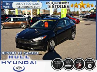 Used 2015 Ford Focus S, CAMÉRA DE RECUL for sale in Gatineau, QC