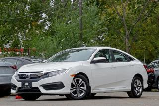 Used 2016 Honda Civic Sedan LX CVT for sale in Ottawa, ON