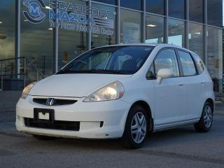 Used 2008 Honda Fit AUTOMATIC LOADED/WINTER TIRE SET for sale in Scarborough, ON