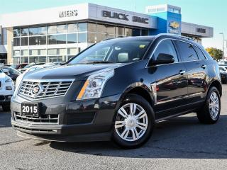 Used 2015 Cadillac SRX LUXURY PACKAGE, PANORAMIC ROOF, NAV, FWD *CLEAN CARPROOF* for sale in Ottawa, ON