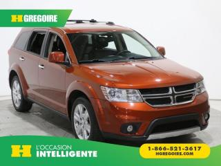 Used 2014 Dodge Journey R/t Awd 7 Pass Cuir for sale in St-Léonard, QC