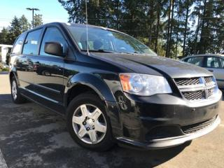 Used 2013 Dodge Grand Caravan SXT, Stow N Go, Heated Mirrors for sale in Duncan, BC