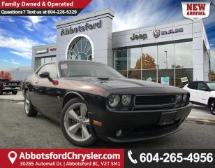 Used 2013 Dodge Challenger R/T *ACCIDENT FREE* *LOCALLY DRIVEN* for sale in Abbotsford, BC