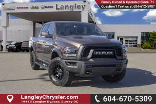 Used 2018 RAM 1500 Rebel for sale in Surrey, BC