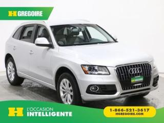 Used 2014 Audi Q5 2.0L PROGRESSIV AWD for sale in St-Léonard, QC