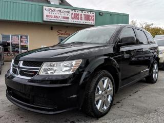 Used 2015 Dodge Journey CVP/SE Plus AS IS for sale in Bolton, ON