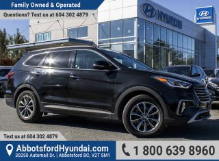 Used 2018 Hyundai Santa Fe XL Luxury GREAT CONDITION & ACCIDENT FREE for sale in Abbotsford, BC