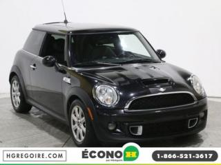 Used 2012 MINI Cooper S A/C GR ELECT for sale in St-Léonard, QC