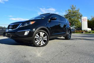 Used 2012 Kia Sportage EX LEATHER/HS/ROOF/NAVI for sale in Quesnel, BC