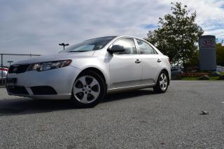 Used 2010 Kia Forte EX PL/PW/AUTO/ROOF for sale in Quesnel, BC
