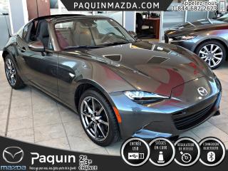 Used 2018 Mazda Miata MX-5 Gt Show Room for sale in Rouyn-Noranda, QC
