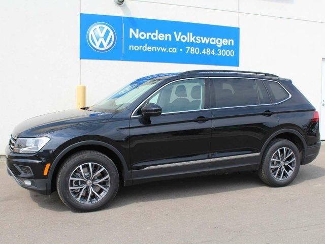 Used 2018 Volkswagen Tiguan Comfortline For Sale In Edmonton