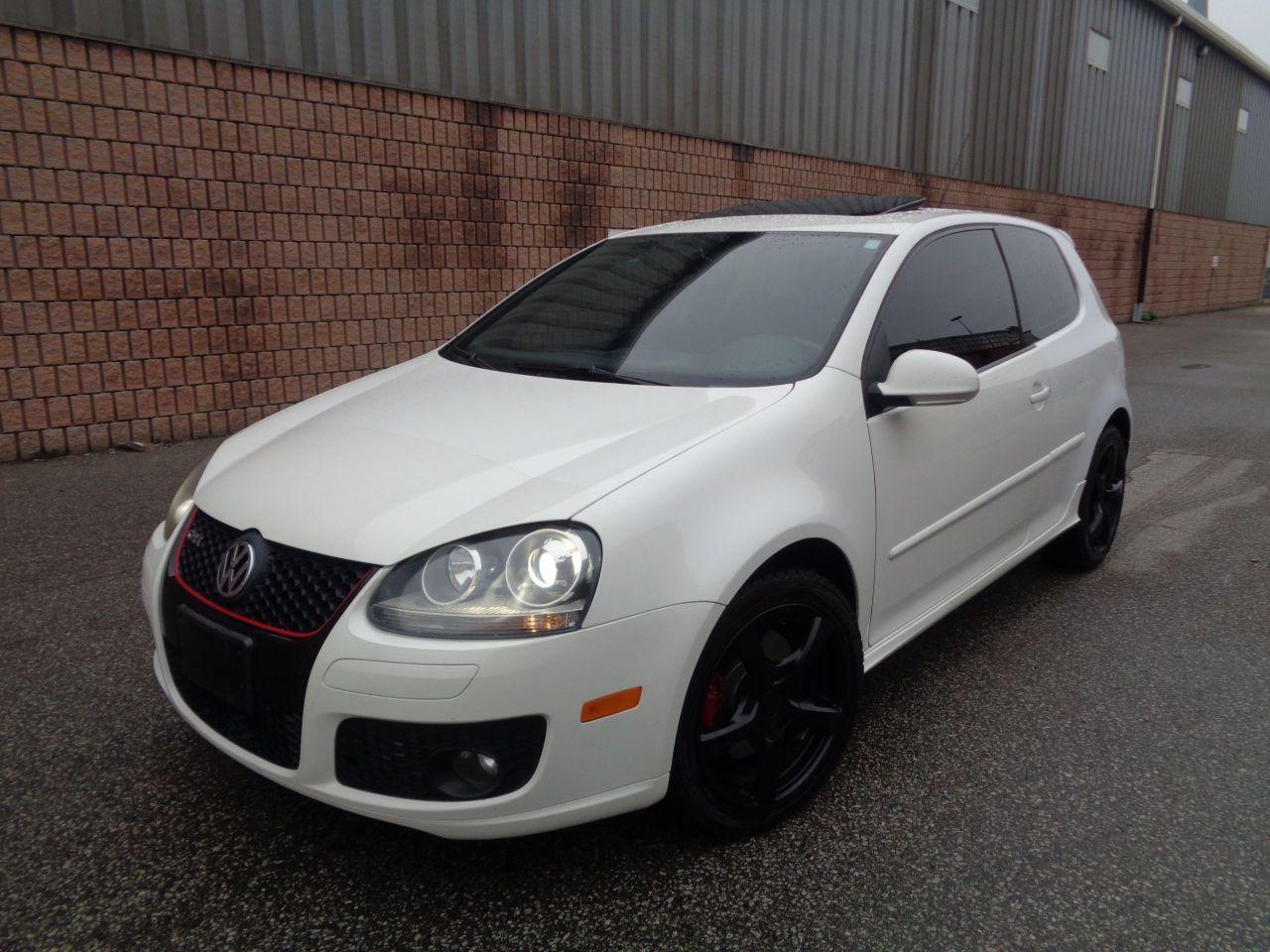 2008 Volkswagen GTI ***SOLD***