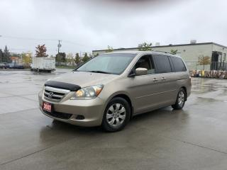 Used 2007 Honda Odyssey 7 Passengers , Auto , 3/Y Warranty Available for sale in Toronto, ON