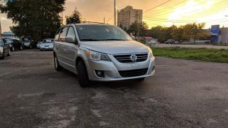 Used 2009 Volkswagen Routan ROUTAN|SEL|CLEAN CP|DVD for sale in Mississauga, ON